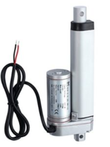 Neoteck linear actuator  limit switches