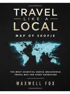 Maxwell Fox    macedonia tourist maps