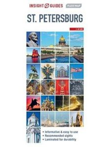 Insight Maps map russia  st petersburgs