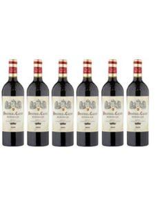 Calvet merlot  bordeaux wines