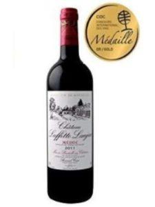 château laffitte laujac merlot  bordeaux wines