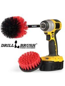 Drillbrush mold  bird baths