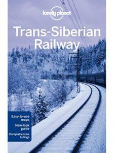 Lonely Planet mongolia  trans siberian railways
