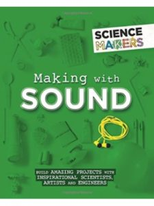 Anna Claybourne music  science experiments