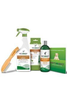 The Bramton Company natural home remedy  flea treatments