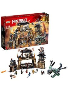 LEGO heavy metal