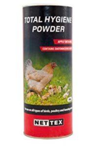 Net Tex non toxic  flea powders