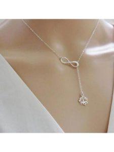 Jovono    number 8 necklaces