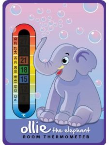Good Life Innovations wall thermometer