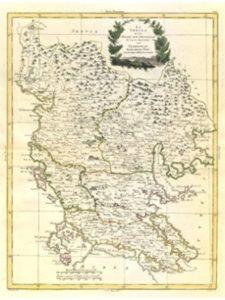 Antiqua Print Gallery old  macedonia maps