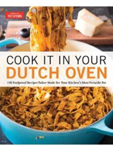 America's Test Kitchen oven  easy bread recipes