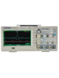 Siglent pc card  digital oscilloscopes