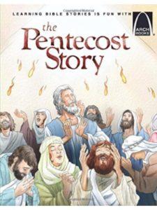 Elizabeth Jaeger pentecost  bible stories