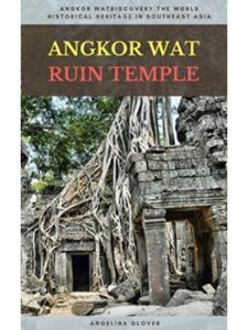 Angelina Glover picture  angkor wats