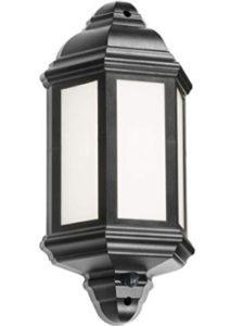 Knightsbridge pir  led lanterns