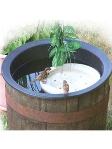 Greenfingers raft  bird baths