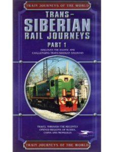 C.M.C rail journey  trans siberians