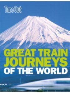 Time Out rail journey  trans siberians