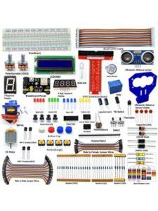 Adeept raspberry pi 3  ultrasonic sensors