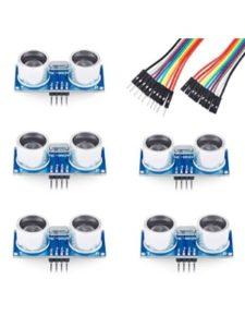 Emakefun raspberry pi 3  ultrasonic sensors