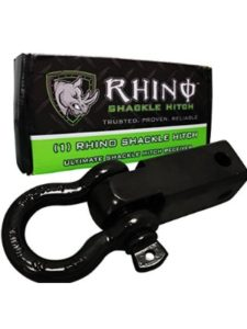 Rhino USA receiver mount  hitch shackles