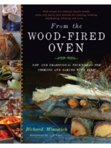 Chelsea Green Publishing Company recipe book  wood fired ovens