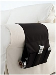 ikea recliner chair  remote control holders