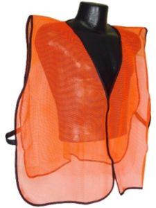 Radians red  safety vests