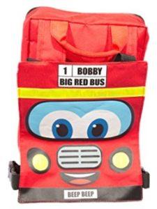 Rascalpack red  safety vests