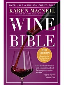 Karen MacNeil region france  bordeaux wines