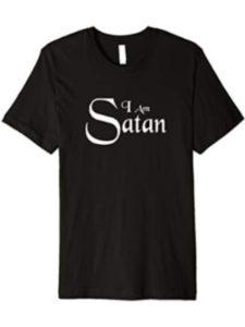 Satans Heathen & Pagan Shirt Compnay heavy metal