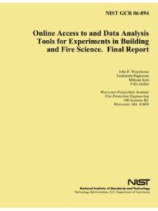 U.S. Department of Commerce report  science experiments