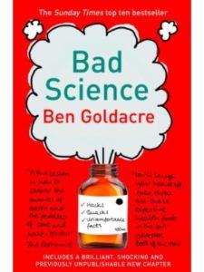 Ben Goldacre research  science experiments