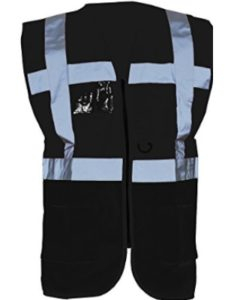 Universal Textiles restraint  safety vests