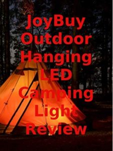 amazon review  camping lights