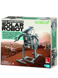 Green Science Kit    robot science experiments