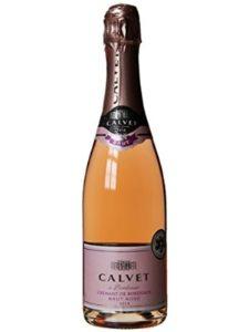 Calvet rose  bordeaux wines