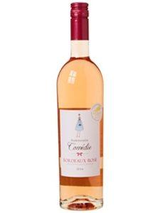 Mademoiselle Comedie rose  bordeaux wines