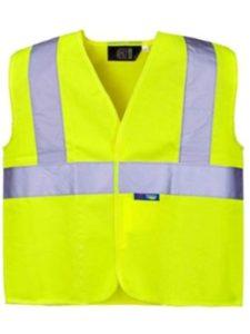 DIGITAL SPOT school bus  safety vests