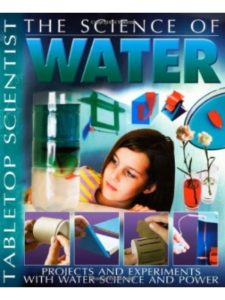 Parker Steve    science experiment with waters