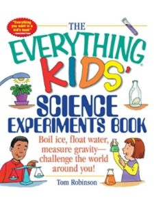 Tom Robinson    science experiment with waters