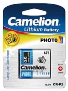 Camelion shelf life  lithium ion batteries