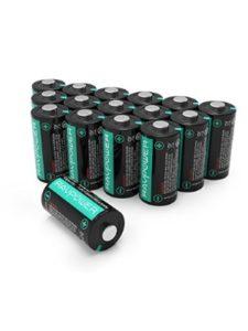 RAVPower shelf life  lithium ion batteries