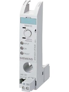 Siemens motor controller