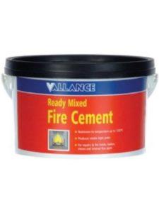 Vallance silicone  fire cements
