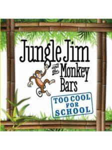 Jungle Jim and the Monkey Bars    sock songs