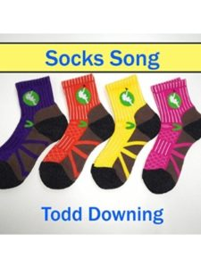 Todd Downing    sock songs