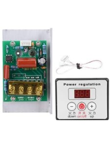 Wal front    speed controller induction motors
