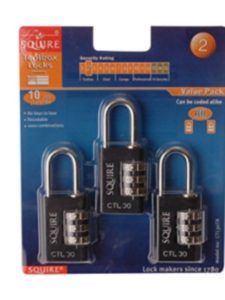 Henry Squire    squire combination padlocks