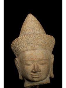 HD Asian Art statue  angkor wats